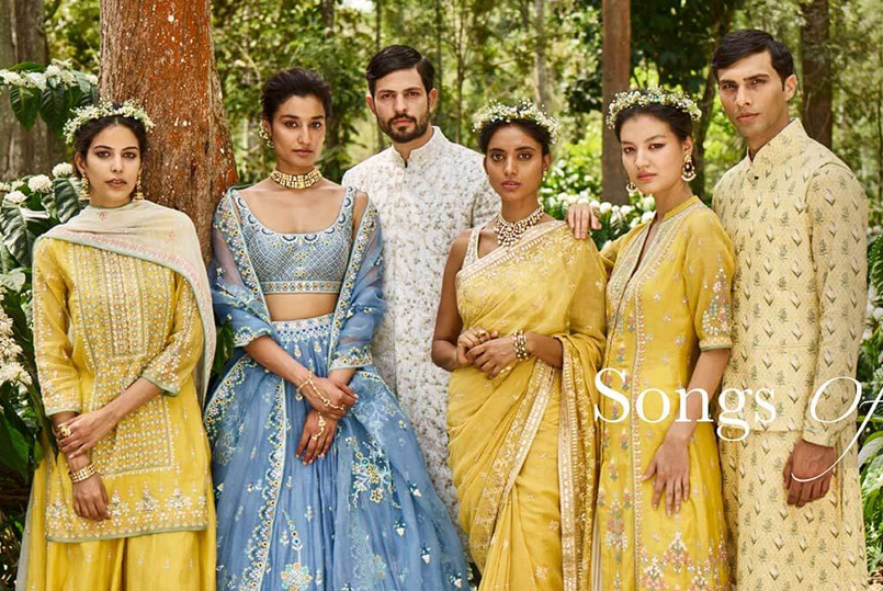 Anita Dongre Song of Summer 2018 | THE GLIRL