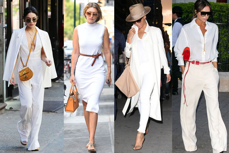 Wear All White Outfit Like A Pro – White Outfit For Women