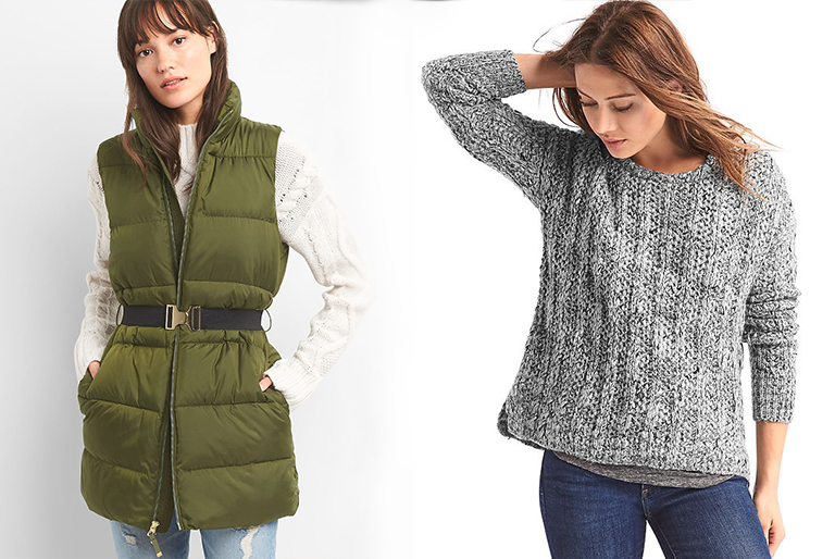 GAP Winter Essentials – Cozy and Comfy