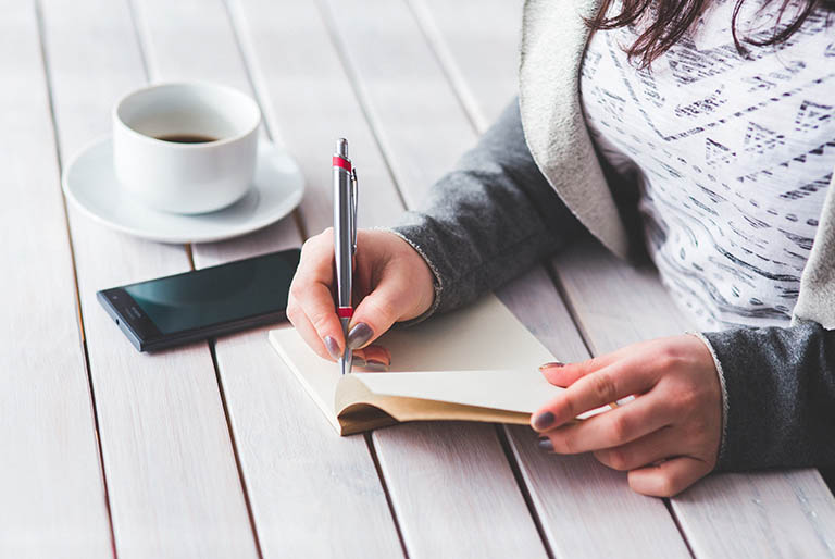 5 Ways You Can Use To Make Journaling An Habit