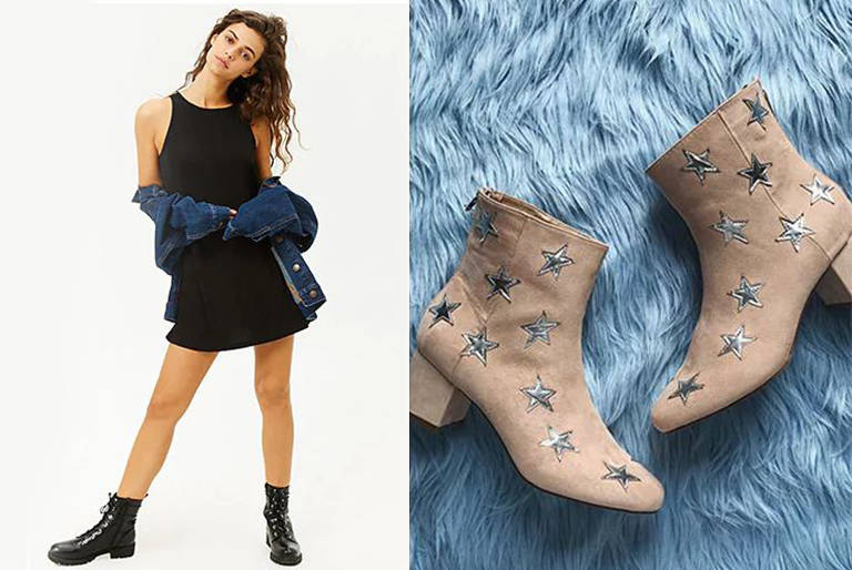 Ankle Boots trend A Perfect Outgoing Shoe- Forever 21