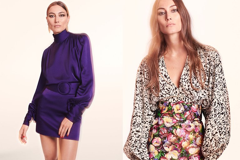 How Beautiful You Are Edition by Zara Women starring Giorgia Tordini