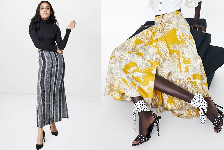 Maxi Skirt Trend In Bangalore – Buy It now
